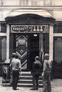 Wejście Masztelarska