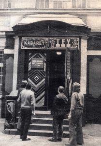 Kabaret TEY® Wejście Masztelarska