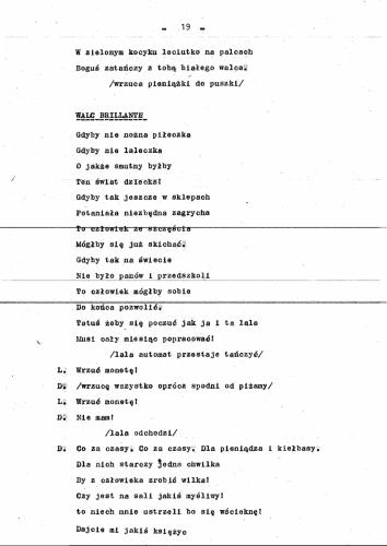 Program przedszkole scenariusz 22