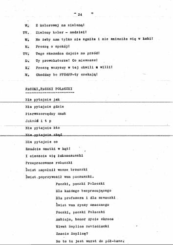Program przedszkole scenariusz 28
