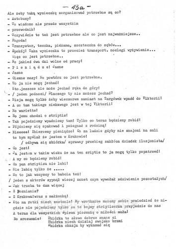 Scenariusz Zbiorka czyli z rolnictwem na Tey-19