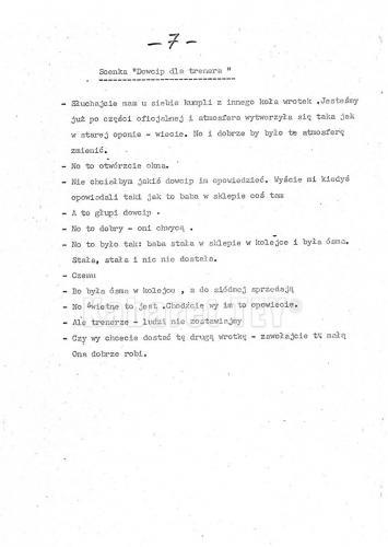 Scenariusz Zbiorka czyli z rolnictwem na Tey-42
