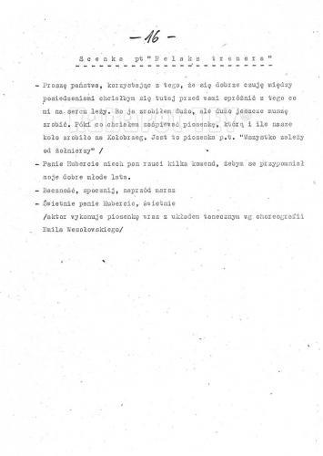 Scenariusz Zbiorka czyli z rolnictwem na Tey-54